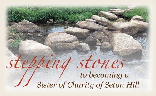 Stepping stones to becoming a Sister of Charity of Seton Hill