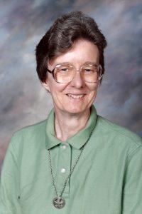 Sister Diane Temple portrait