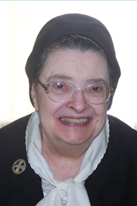RIP Sister Leo Mary Bickert