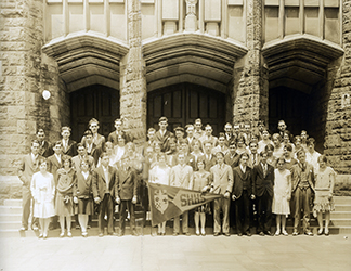 Sacred Heart High School Class of 1929