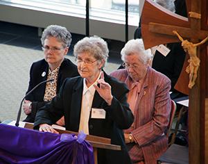 Sister Ann Flynn Speaking