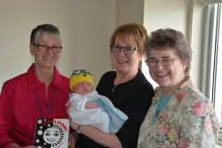 Books for Babies hospital visit for web