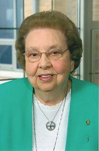 Sister Bernadine Lauer 2X3